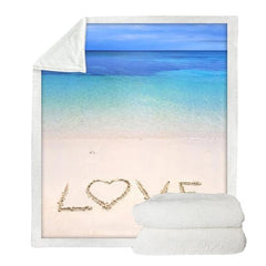 Beach Lover Blanket