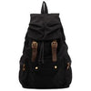 Image of Berchirly Vintage Canvas & Leather Rucksack - OceanHelper