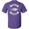 Image of Ocean Helper Ladies' Short Sleeve T-Shirt (Back Printed) - OceanHelper