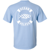 Image of Ocean Helper Men's Short Sleeve T-Shirt (Back Printed)