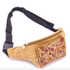 Image of Floral Cork Fanny Pack - OceanHelper