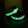 Image of Glow In The Dark Nautical Rings - OceanHelper