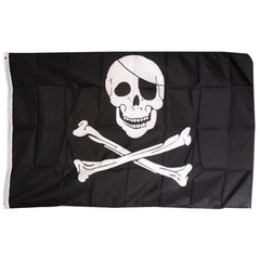 Jolly Roger Flag - OceanHelper