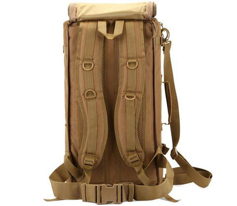 Large 50 Litre Backpack - OceanHelper