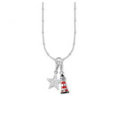 Lighthouse in the Darkness Necklace