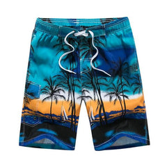 Men's Beach Board Shorts - OceanHelper
