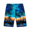 Image of Men's Beach Board Shorts - OceanHelper