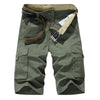 Image of Men's Summer Knee Length Shorts - OceanHelper