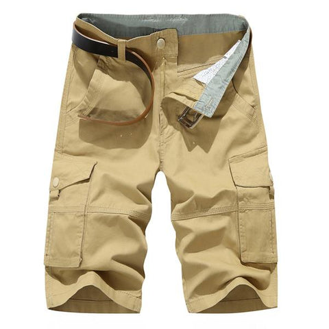 Men's Summer Knee Length Shorts - OceanHelper