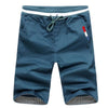 Image of Men's Cropped Sweatpants - OceanHelper