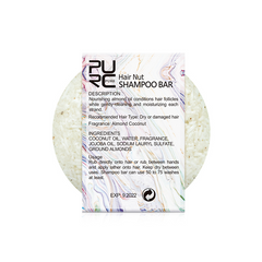 Natural Nut Shampoo Bar