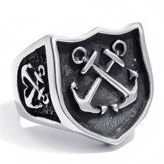 Nautical Anchor Ring