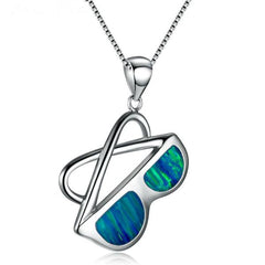 Opal Ocean Sunglasses Necklace - OceanHelper