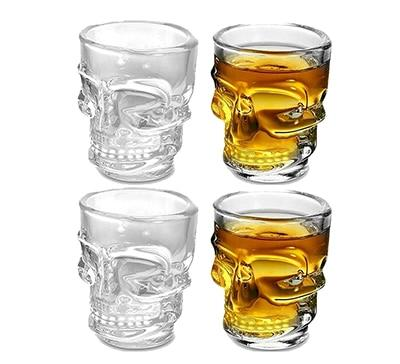 Pirate Shot Glass - Set of 4 - OceanHelper