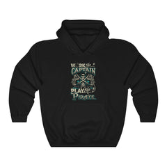 Play Like A Pirate Hoodie