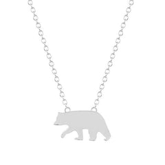 Polar Bear Awareness Necklace - OceanHelper