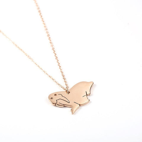 Walrus Awareness Necklace