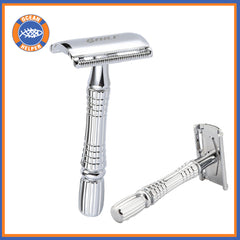 Image of Double Edge Chrome Safety Razor