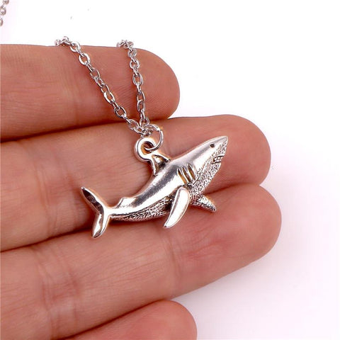 Sand Shark Necklace
