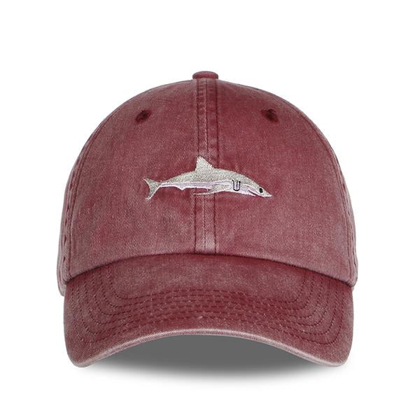 ... Shark Awareness Baseball Cap - OceanHelper ... 3d69d84f869
