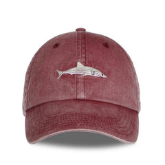 Shark Awareness Baseball Cap