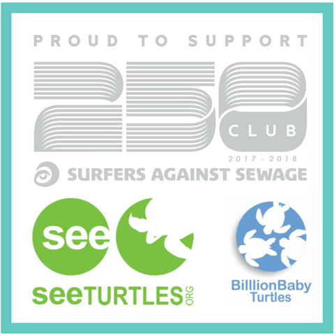 Turtle Rescue Bracelets - OceanHelper