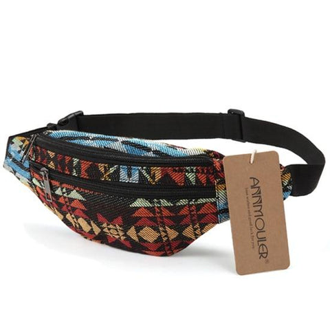 Surfer Fanny Pack - OceanHelper