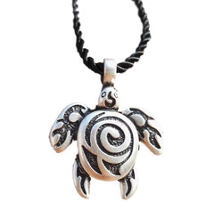 Tribal Sea Turtle Necklace - OceanHelper
