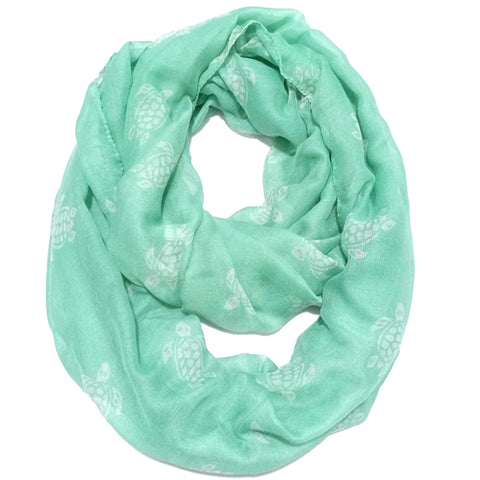 Turtle Rescue Scarfs - Buy 1 Get 2 FREE