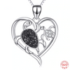 Image of Sea Turtle Love Heart Necklace - OceanHelper