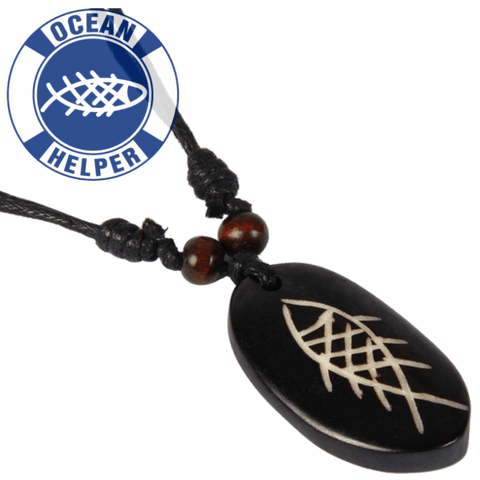 Add a Half Price Ocean Helper Necklace - OceanHelper
