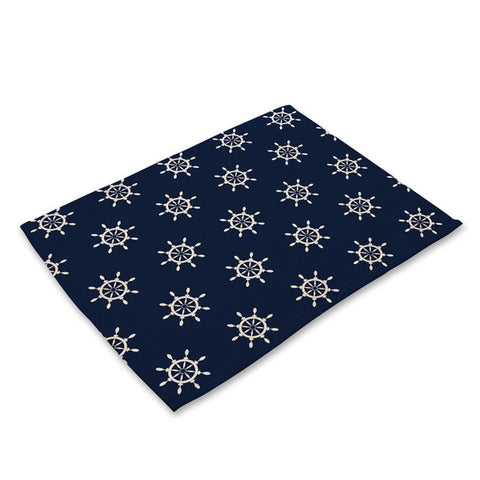 Mediterranean Style Kitchen Placemats