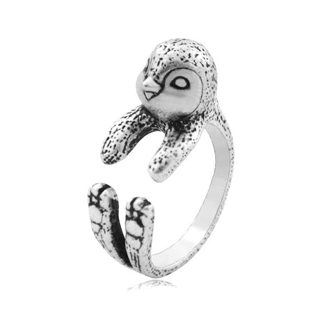 Young Penguin Ring