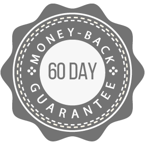 Image of 60 Day Money-Back Guarantee