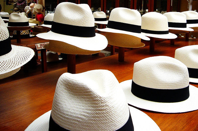The Making Of A Panama Hat