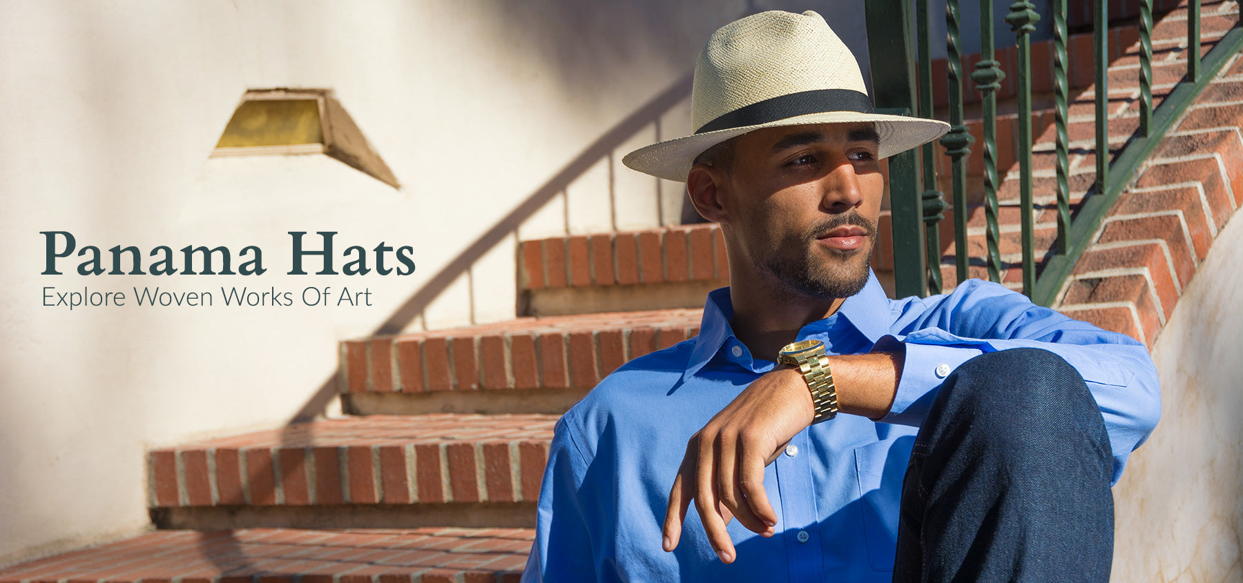 a9fee73b5dca7 Panama Hat Mens