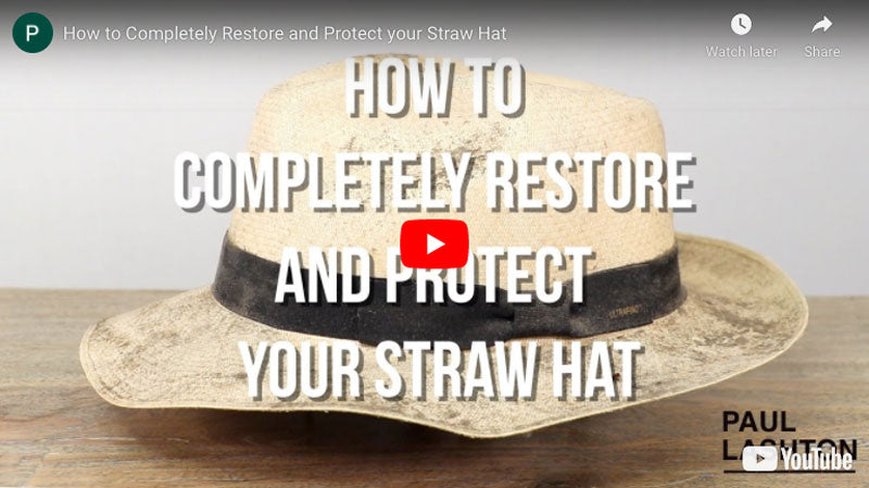 Complete Hat Care Kit Video