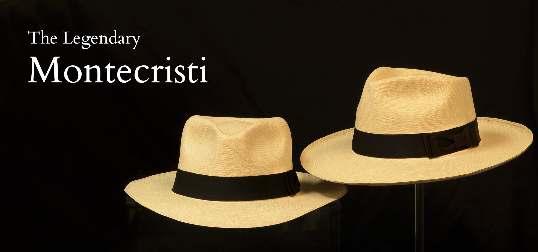 The Legendary Montecristi Panama Hat