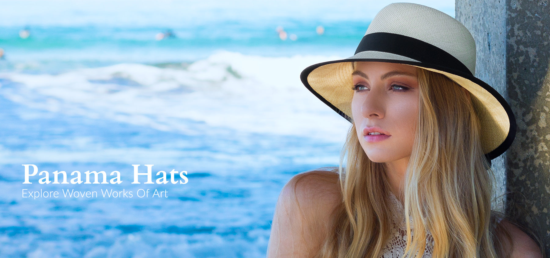 womens panama hats