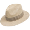 Natural with Beige Hatband