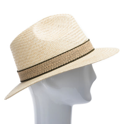 Natural with Jute Rope Hatband