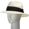 Ivory with Black Hatband