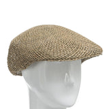Ascot Golf Vented Straw Cap