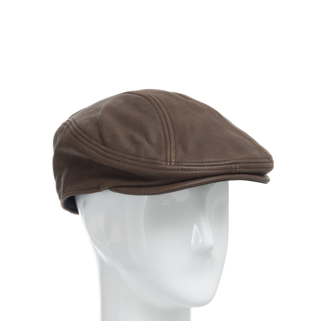 Roadmaster Driving Classic Leather Ivy Cap – Ultrafino 4c8a5bbfd61