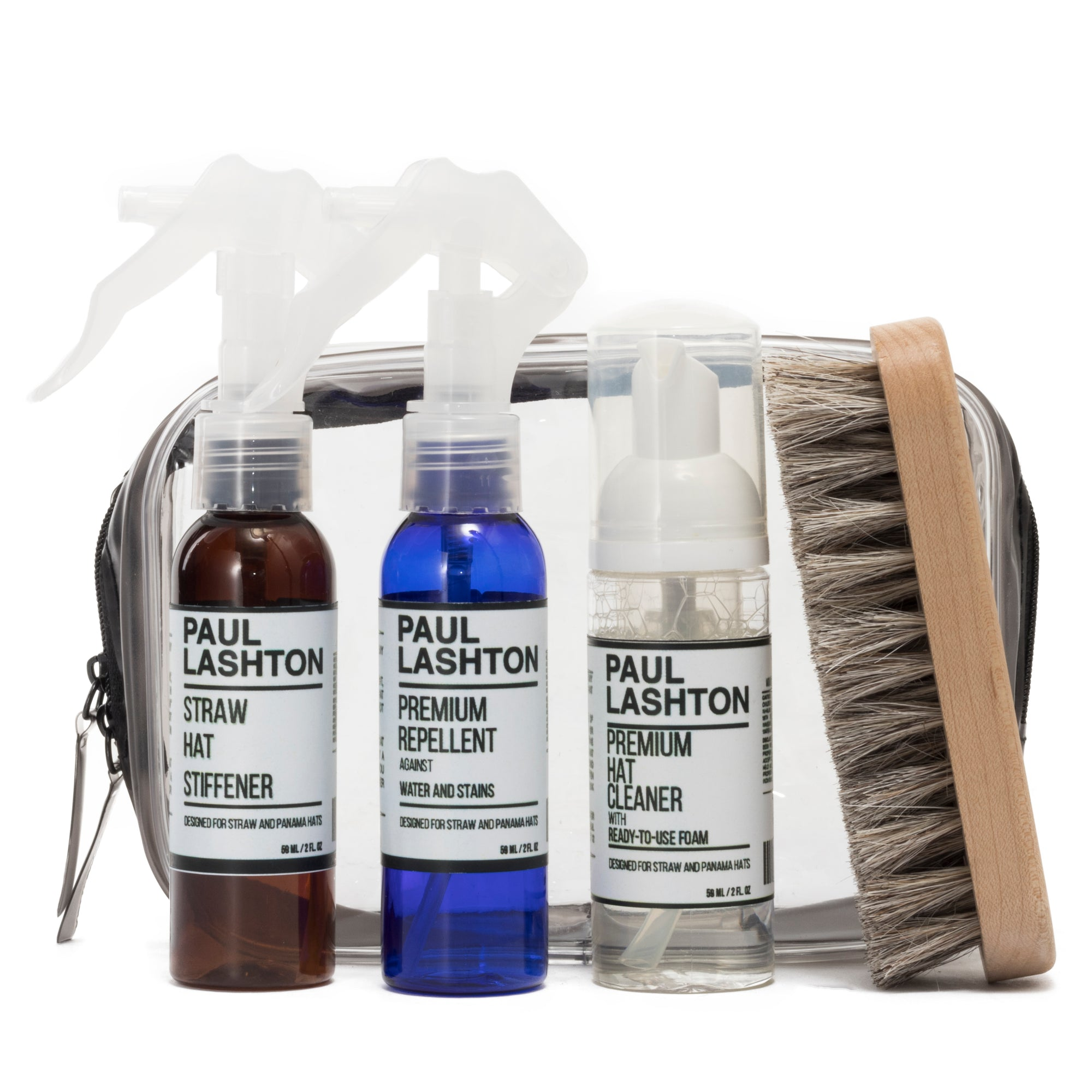 Paul Lashton Complete Premium Hat Care Kit