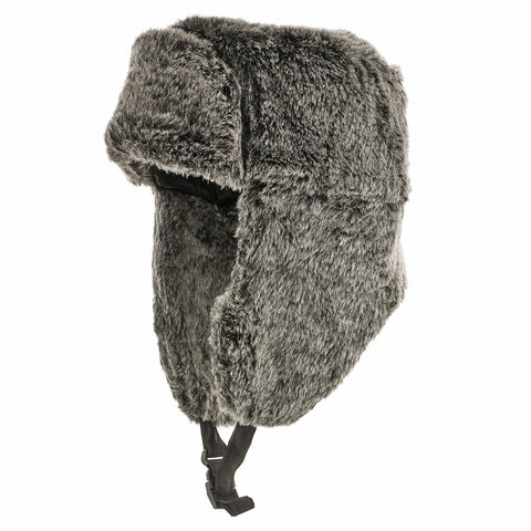 Russian Trooper Soft Fur Ushanka - Ultrafino
