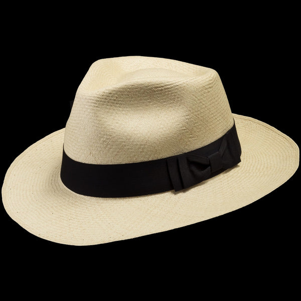 #305 Montecristi Fedora Diamond Crown - Size 7 1/8