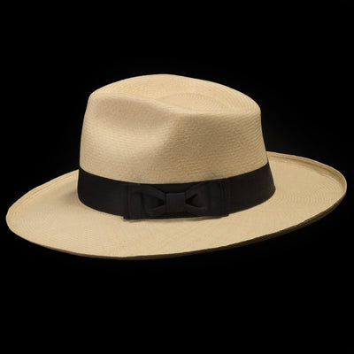 #301 Montecristi Fedora Diamond Crown - Size 7