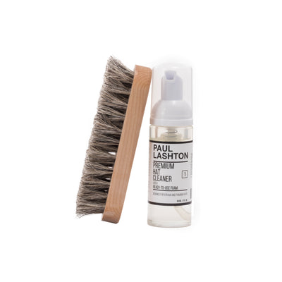 Paul Lashton Straw Hat Cleaner Set