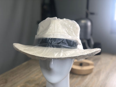 Paul Lashton Protective Rain Cover for Brimmed Hats